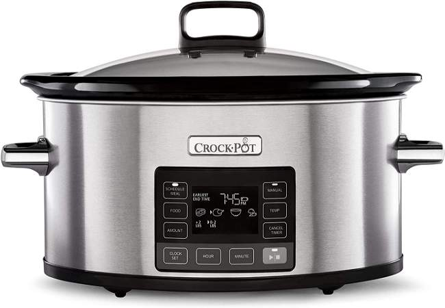 Crock-Pot CSC066X TimeSelct